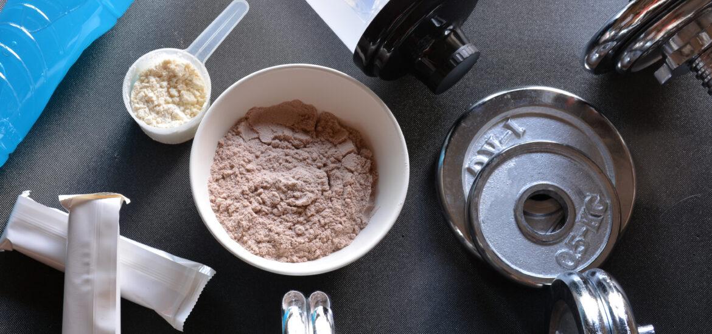 proteine de whey prise de masse